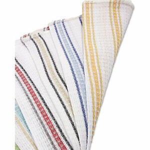 24 Pack Better Home Dish Cloths Assorted Colors