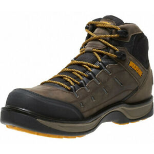 Size 11 D WOLVERINE EDGE LX Work Boots Nano Safety Toe Slip resistant EH rated $75.15