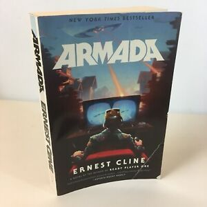 Armada by Ernest Cline Ready Player 1 ***Free Shipping for Each Added Trade PB