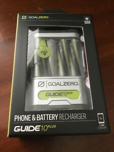 Goal Zero Guide10 Plus Battery Pack # 21005 Fast Shipping
