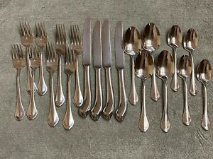 Oneida CAPELLO Community Stainless 18/10 Flatware   Your Choice