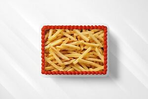 French Fry Cake Topper, Food Cake Topper, Funny Birthday Cakes