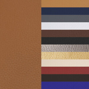 1 5 10 Yards Faux Leather Fabric Boat Outdoor Upholstery Marine Vinyl 54quot; Wide $39.89