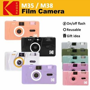 Genuine Kodak Vintage Retro M35 35mm Reusable Non Disposable Film Camera $39.95