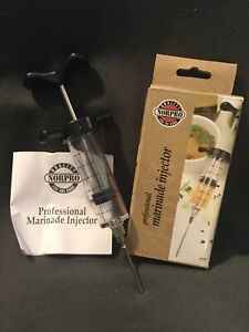 Norpro Meat Marinade Flavor Injector. New In Box.