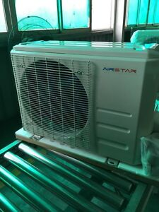 Air Star 12000 btu mini split air conditioner inverter ductless ac PickUp Only
