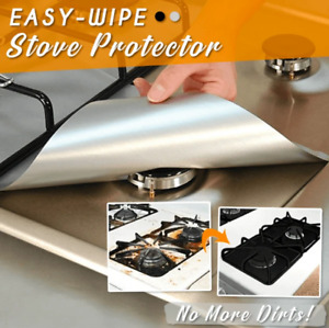 EASY WIPE™ Cooktop Stove mats Protector Hob Kitchenaid Boilovers Frying Cover