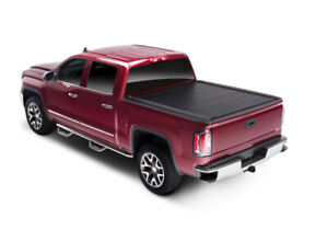 RetraxPRO MX Bed Cover For 2015-2019 Chevy GMC Silverado Sierra 2500 3500 8' Bed
