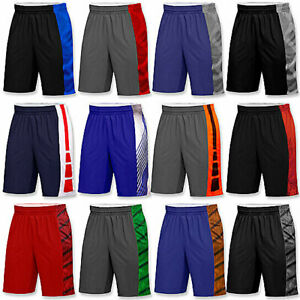 4 Pack Mystery Deal:Dry Fit Moisture Wicking Sweat Resistant Active Gym Shorts $19.99