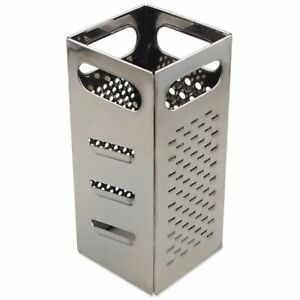 Browne Foodservice 5753300 S/S Square Cheese Grater