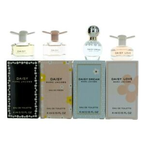 Daisy by Marc Jacobs 4 Piece Mini Variety Gift Set for Women $33.72