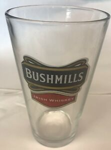 Bushmills Irish Whiskey Cocktail Mixed Drink 16 Ounce Glass