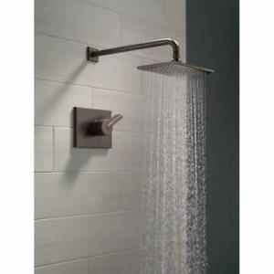 Delta Faucet Vero 14 Series Single-Function Shower Trim Kit wRain Shower Head  $917.08