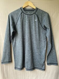 Mens Grey Nike Dry Fit Shirt Size S $10.00