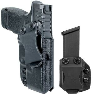 IWB Kydex Holster amp; Mag Pouch Combo fits Springfield Armory Hellcat OSP