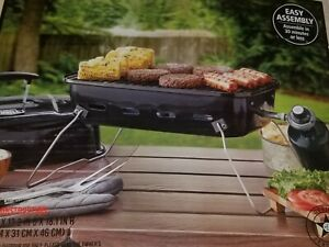 New EXPERT GRILL  Portable Table Top Travel Cooking BBQ,outdoor ,Cooking party