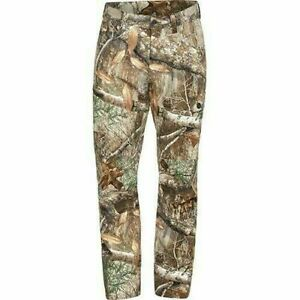 Under Armour Men's Field Ops Pants Camo Hunting Realtree Edge 36 34 $100 $53.95