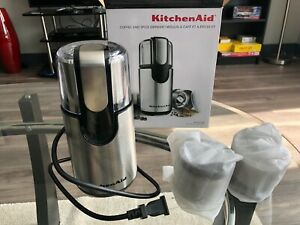 KitchenAid Coffee and Spice Grinder BCG211OB