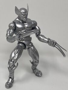 Marvel Legends Wolverine 25th Silver Anniversary Toys R Us Exclusive Hasbro $17.99
