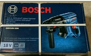 NEW Bosch GBH18V-20N 18V 3/4 In SDS-plus Rotary Hammer (Bare Tool) FREE SHIPPING