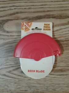 PALM PIZZA SLICER, 4 INCH CUTTING WHEEL RESIN BLADE