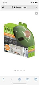 Hover Cover Magnetic Microwave Splatter Lid Green with SteamVents Cover Incl One