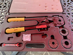Apollo PEX Multi-Head Crimp Tool Kit 38 12 34 -1