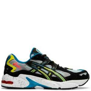 Asics Men's GEL Kayano 5 OG Piedmont Grey Black Running Shoes 1021A178 020 $65.00