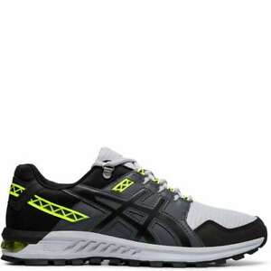 Asics Men's GEL Citrek Piedmont Grey Black Running Shoes 1021A221 021 $48.60