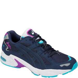 Asics Men's Gel Kayano 5 OG Peacoat Indigo Blue Running Shoes 1191A149 400 $55.07