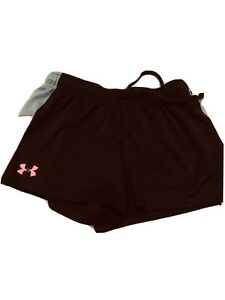 UNDER ARMOUR GIRLS LOOSE FIT XL SHORTS $3.99