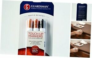 Guardsman 465000 Wood Markers 3 Colors - Touch-Up and Repair Scratches