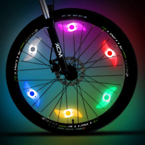 Ultra LED Bicycle Bike Cycling Wheel Lights Decoration Sports Hiking Camping