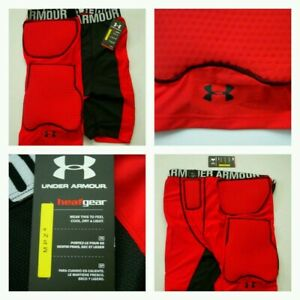 Under Armour MPZ 2 1221715 Mens Heat Gear Padded Compression Basketball Shorts $23.99
