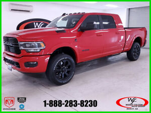 2020 Ram 3500 Laramie 2020 Laramie New Turbo 6.7L I6 24V Automatic 4WD Pickup Truck Moonroof