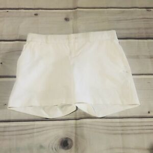 Under Armour Womens Golf 5 Shorts size 10 NWT White $24.33