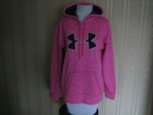 womens under armour cold gear storm hoodie M $12.99