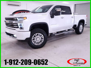 2020 Chevrolet Silverado 2500 High Country 2020 High Country New Turbo 6.6L V8 32V Automatic 4WD Pickup Truck Bose Premium