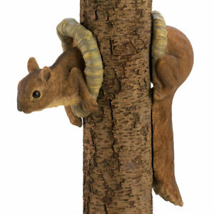 Clever Squirrel Tree Decoration