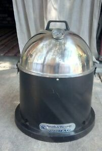 SMITH AND WESSON 22 MAG PELLET SMOKER BBQ Treager 20