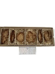 Martha By Mail Fall Leaves Cookie Cutters By Martha Stewart Copper Set Of 6 READ $136.99