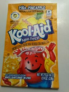 Kool-Aid Drink Mix Pina-Pineapple 10 Packets