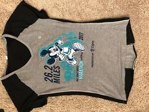 Women's Disney Champion dry fit workout shirt, size S for running runDisney $9.99
