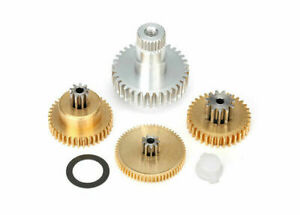 Traxxas Part 2087X Gear set metal for 2085 amp; 2085X servos New in Package $30.00