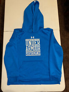 Under Armour Hoodie YLG Blue $2.25
