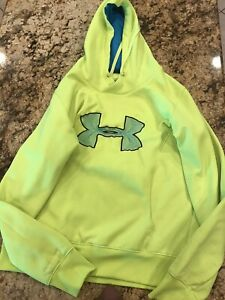 Womens Under Armour Hoodie Size Large $4.99