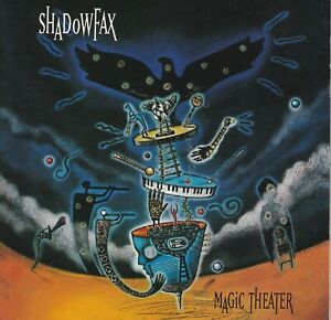 Magic Theater by Shadowfax CD Jan 1994 EarthBeat Mint