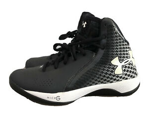 Under Armour Men's MICRO G CLUTCHFIT DRIVE Basketball Athletic Shoes Size 8 EUC $35.00