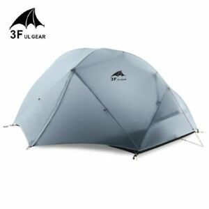 3F UL GEAR 2 Person Best Camping Outdoor Tent Ultralight Waterproof Kamp Tents