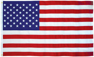 15'x25' American Double-Ply Polyester Flags- Made in the U.S.A.